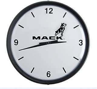 Mack Bulldog Trucks semi Garage Big Wall Clock Shop Office Diesel