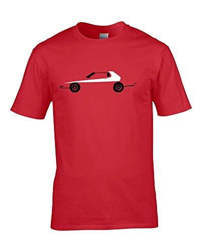 Starsky & Hutch Minimalist Gran Torino Red T-shirt