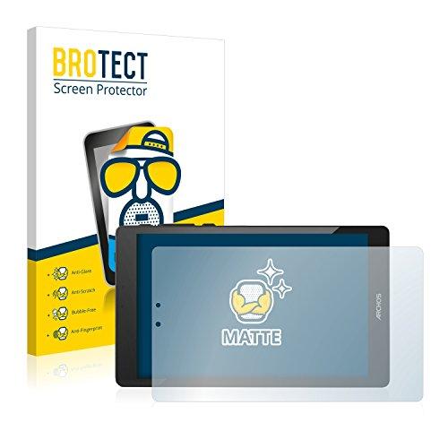 BROTECT 2X Entspiegelungs-Schutzfolie kompatibel mit Archos 80 Cesium Bildschirmschutz-Folie Matt, Anti-Reflex, Anti-Fingerprint