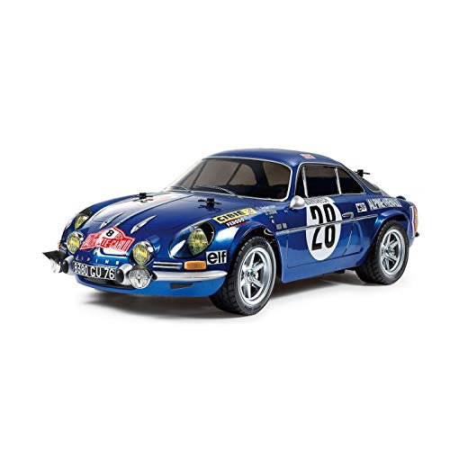 RC Rally Car kaufen Rally Car Bild 1: TAMIYA 300058591-1:10 RC Renault Alpine A110 Monte 71 M06*