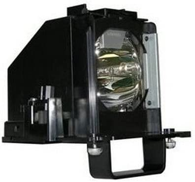 WD-82738 Mitsubishi DLP TV Lamp Replacement. Lamp Assembly with Genuine Original Osram P-VIP Bulb Inside.