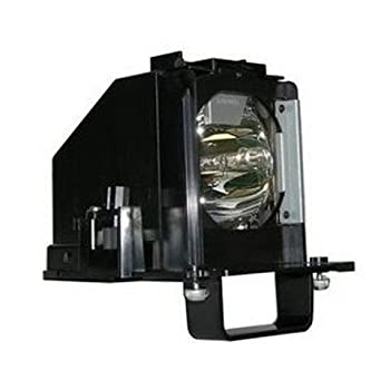 WD-82738 Mitsubishi DLP TV Lamp Replacement Lamp Assembly with Genuine Original Osram P-VIP Bulb Inside.