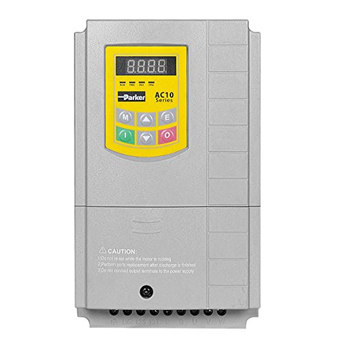 Frequenzumrichter AC10 Parker 10G-43-0080-BF, 3Ph-400V 3,0kW 7,0A, Filter C3