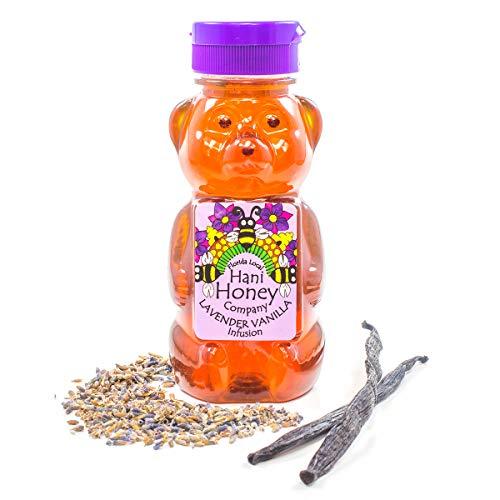 Lavender Vanilla Honey 12oz Bear