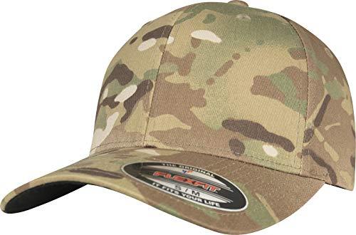 Flexfit Unisex Multicam Baseball Cap, L/XL