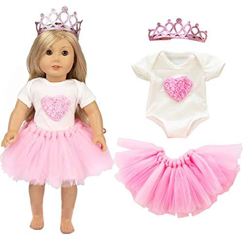 Zswq -  Puppenkleidung