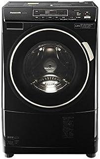 パナソニック プチドラム ドラム式洗濯乾燥機 左開き ななめドラム NIGHT COLOR NA-VD210L-CK コモンブラック 洗濯・脱水6.0kg 乾燥3kg