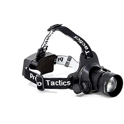 Predator Tactics Coyote Reaper Headlamp Kit - Single, Red Led, 97365