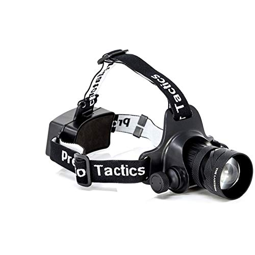 Predator Tactics Coyote Reaper Headlamp Kit - Single, Red Led, 97365