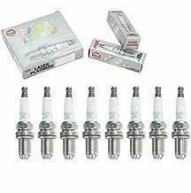 8 pcs NGK Laser Platinum Spark Plugs for 2004-2009 Audi S4 4.2L V8 4.2L - Engine Kit Set Tune Up