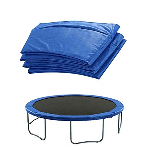 LIN Trampoline Replacement Safety Pad Spring Cover, Which Is Waterproof and Easy To Clean, Used for 12Ft, 13Ft, 14Ft Trampoline,14ft