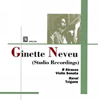 Ginette Neveu by GINETTE NEVEU
