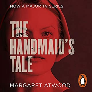 The Handmaid's Tale                   By:                                                                                                                                 Margaret Atwood                               Narrated by:                                                                                                                                 Joanna David                      Length: 10 hrs and 23 mins     1,657 ratings     Overall 4.3