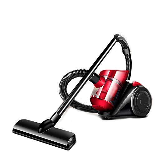 Cfiret aspiradora de mano Bote Aspiradora, varilla del limpiador Arrastre vacío Handheld, eléctrica de la máquina barredora por aspiración del aspirador del cepillo, ligero con cable de vacío for alfo