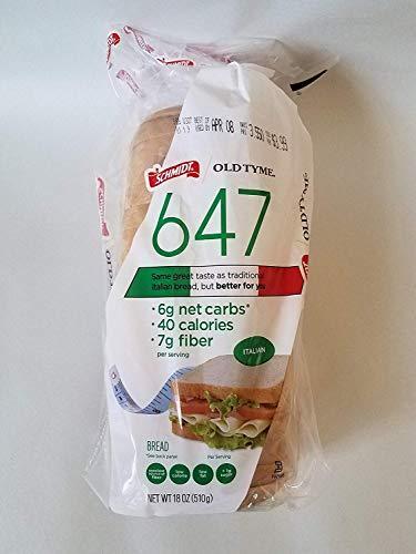Schmidt Old Tyme 647 Bread - Italian