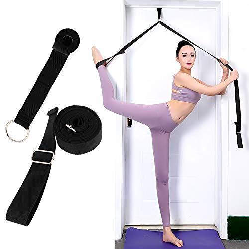 Veraing Beindehner Flexibler Tür Flexigkeitstrainer Ballett Stretch Band Premium Stretch Ausrüstung für Tänzer für Yoga Pilates Tänzer Ballerinas Cheer Gymnastik