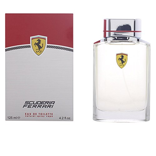 Ferrari Eau de Toilette Scuderia per Uomo - 125 ml