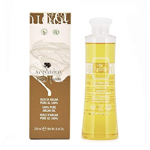 Olio di ARGAN Puro 250 ml giovinezza della pelle
