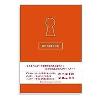 パスワード管理 ノート ひみつの答えのパスワードノート (オレンジ)