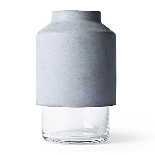 Menu 4736039 Willmann Vase, Höhe 20 cm, Durchmesser 12 cm