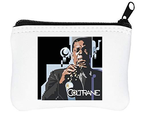 John Coltrane Portemonnee met ritssluiting portemonnee