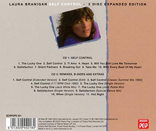 Self Control: 2CD Expanded Edition