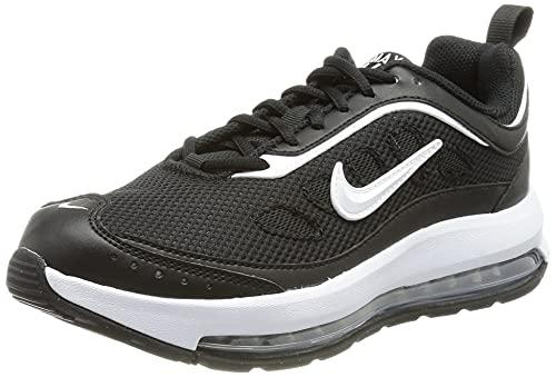 Nike Air MAX Ap, Zapatillas para Correr Mujer, Negro/Blanco, 38 EU