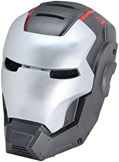 Brand New Wire Mesh Full Face Protection Paintball CS Airsoft Gray Silver Iron Man Mask Halloween PROP Cosplay