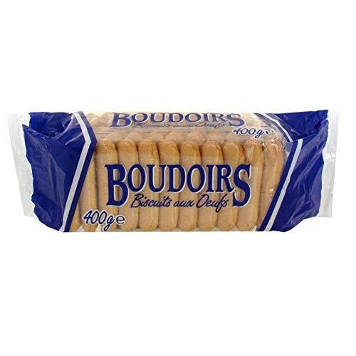 SANS MARQUE - Boudoirs 400G - Lot De 4