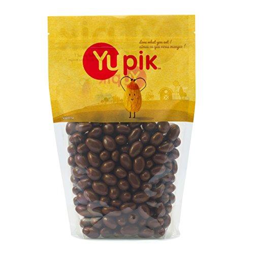 Yupik Chocolate Covered Almonds, 1Kg