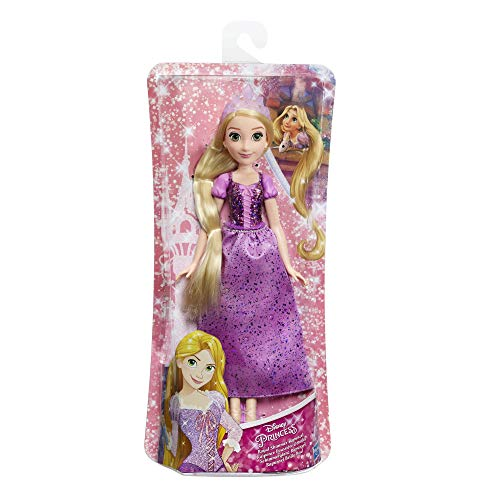 Disney Princess - Disney Princess Brillo Real Rapunzel (Hasbro E4157ES2) , color/modelo surtido