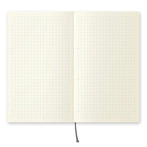 『ミドリ ノート MDノート 新書 方眼罫 15002006』の3枚目の画像