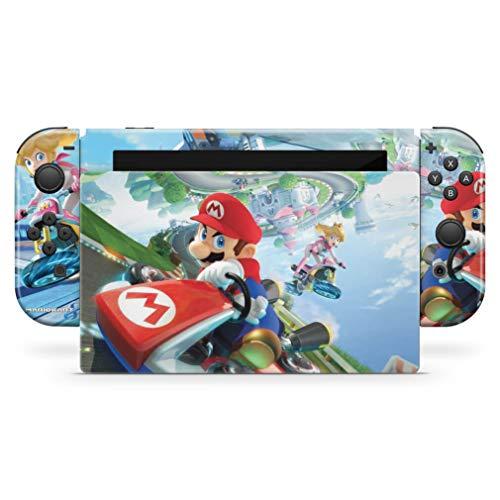 Skin Adesivo para Nintendo Switch - Mario Kart 8