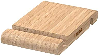 BERGENES Wooden Phone Stand Mobile Tablet Holder Felt Lining IKEA