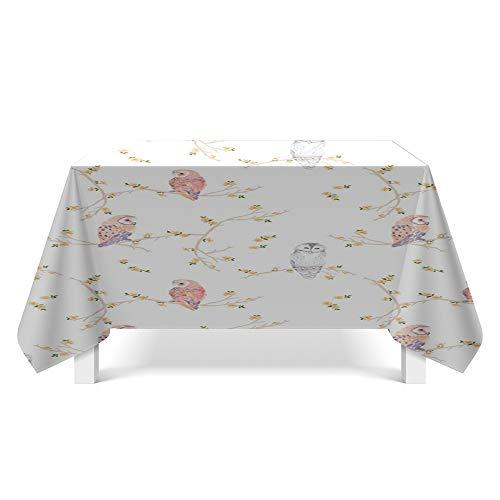 DREAMING-Gedruckte Musterkunst Tischdecke Home Tischdecke Tv-Schrank Couchtisch Tuch Runde Tisch Tischset 140cm * 200cm