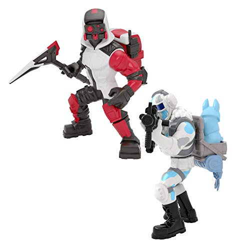 Buy Fortnite Battle Royale Collection Frostbite Double Helix 2 Pack Of Action Figures Multicolor Toys R Us