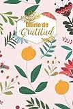 Diario de gratitud: Diario creativo para ser más feliz