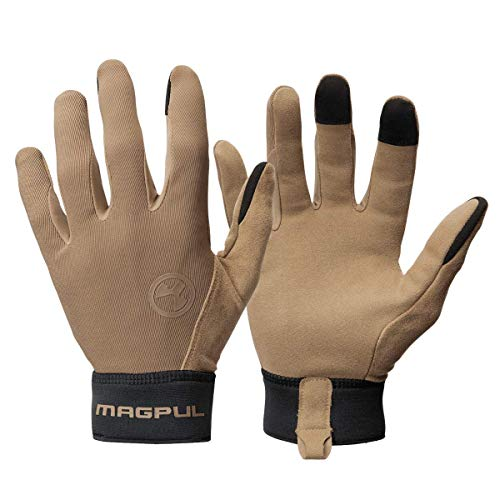 Magpul Technical Glove 2.0 Lightweight Work Gloves, Coyote, X-Large