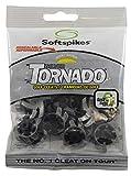 Tacos para Golf Softspikes Tornado Tour, Unisex, Tornado, Plata