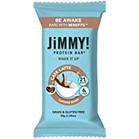 12-Count Jimmy! 21g Protein with Guarana Bar
