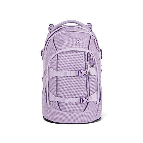 satch Pack Sakura Meshy, ergonomischer Schulrucksack, 30 Liter, Organisationstalent, Lila
