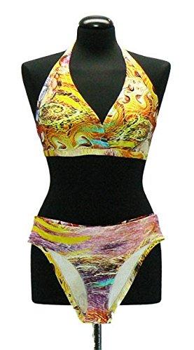Schnittquelle Schnittmuster: Bikini Santorini (Gr.40) - Einzelgrößenschnittmuster von 36 - 46