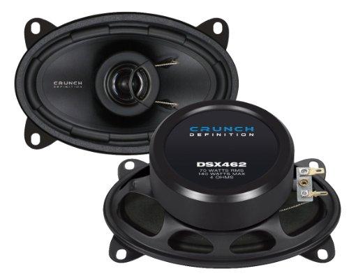 Crunch DSX462 Auto-Lautsprecher 100 x 150