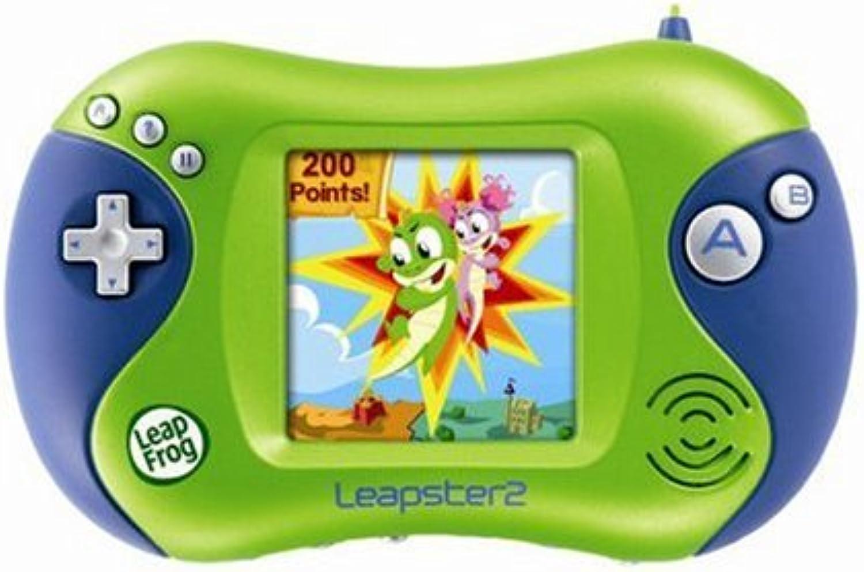 LeapFrog Leapster 2 Learning Game System  Green