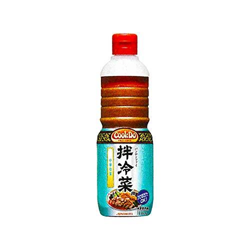 「Cook DoR」拌冷菜用 1Lボトル×6