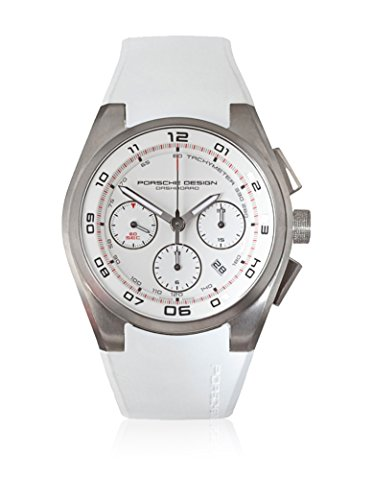 Porsche Reloj analogico para Hombre de automático con Correa en Caucho 6620.11.66.1239