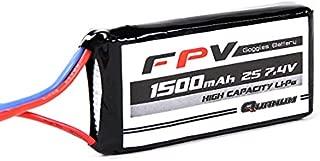 HobbyKing Quanum FPV Headset Battery 7.4V 1500mAh 3C