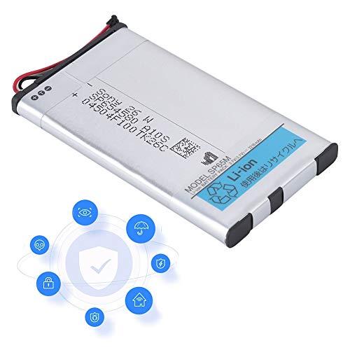 Baterías de tecnología de Larga duración, batería de Repuesto Original SP65M OEM para Sony PS Vita PCH PCH - 1001-1001, batería de Repuesto de Vida extendida