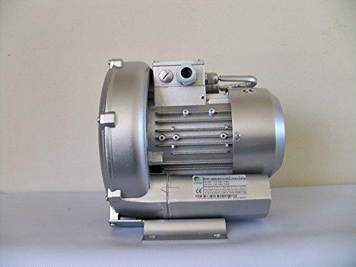 Regenerative Blower 0.67Hp, 220V/1Phase, 57CFM, 56