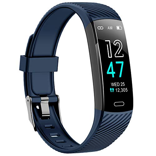 Fitness Tracker - Activity Tracker Watch with Heart...